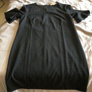 Black Ann Taylor dress.